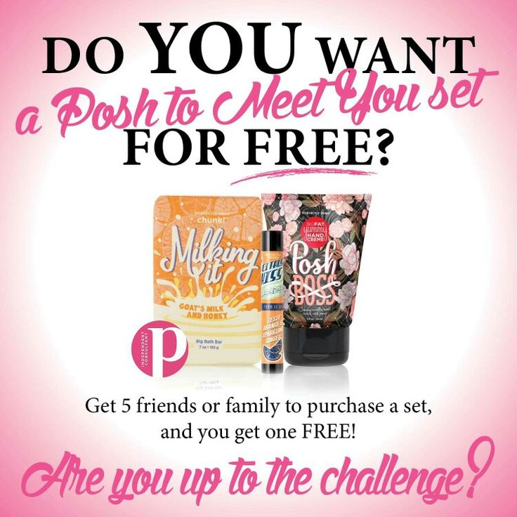 Who wants FREE POSH?? Ask me about my referral deals! FB group: Perfectly Posh with Britt Posh to meet you bundle $22