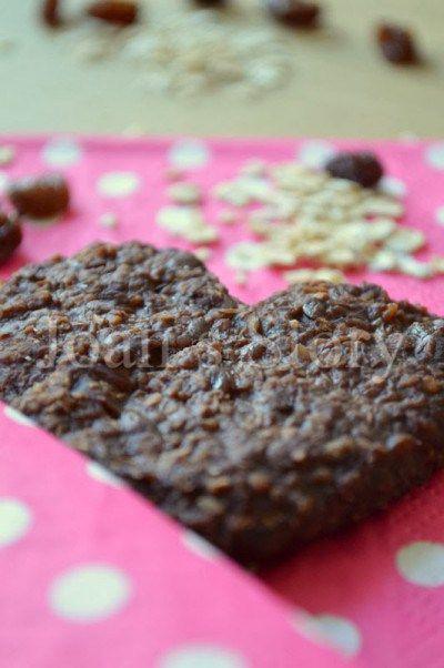 Chocolade havermout koekjes recept
