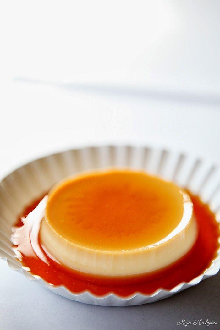 Moja kuchyňa: Crème caramel
