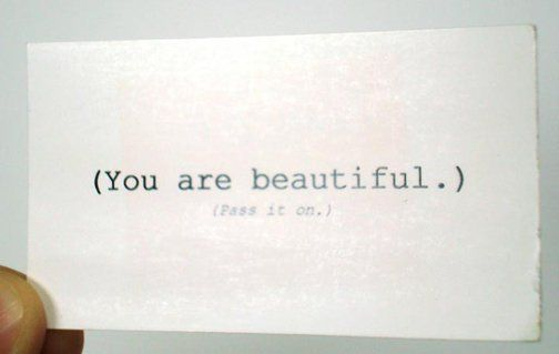 Affirm: Business Card, 504 319, Afirmation, You Are Beautiful, Fave Quotes, Writing Quotes, Inspirational Quotes, Fav Quotes