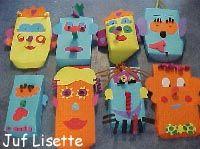 Carnaval 3d maskers