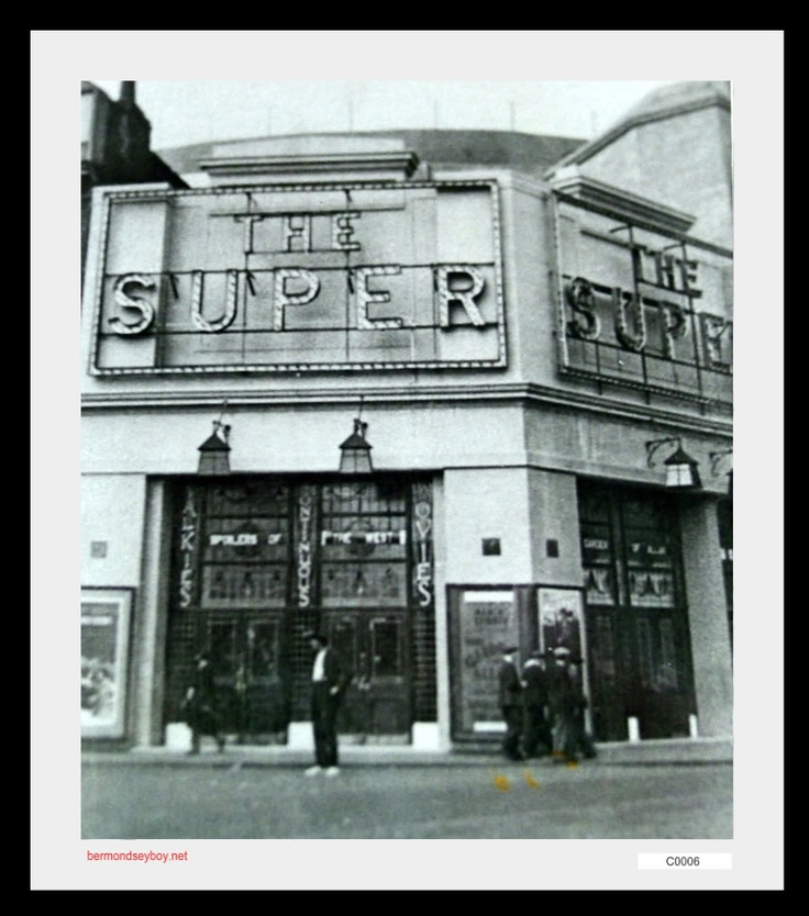 The Super Cinema // The Trocette (Tower Bridge Road)