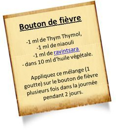 25 best fievre ideas on pinterest bouton de fievre for Aphtes remede maison