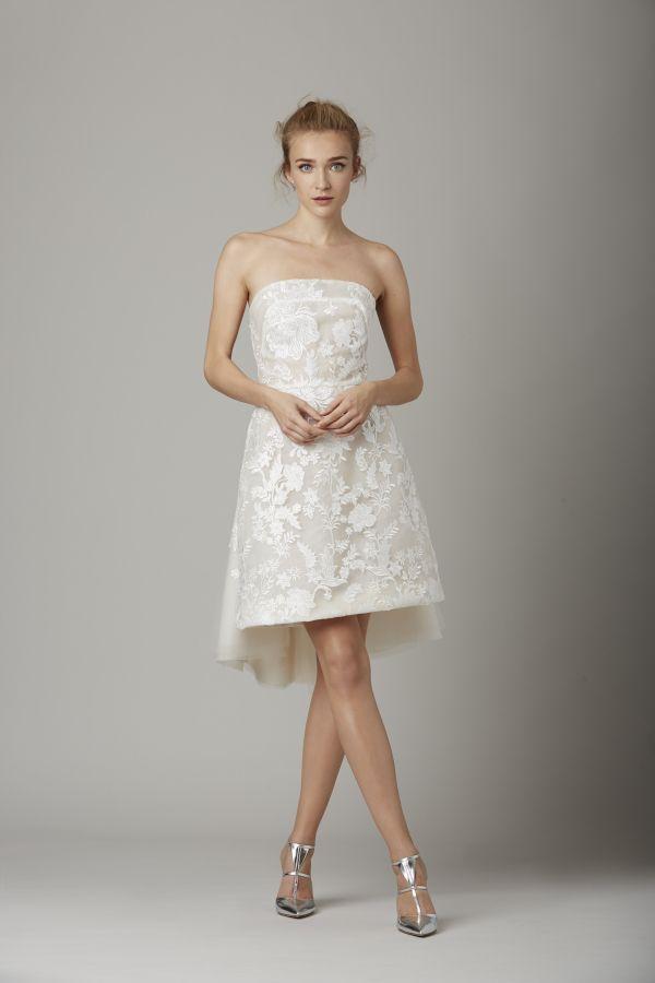 Short Wedding Dress Patterns