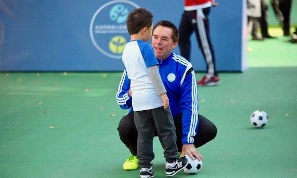 Tom Byer: On coaching licenses vs. culture, and prepping kids for organized soccer 04/11/2019 | Soccer, Coaching, Soccer players