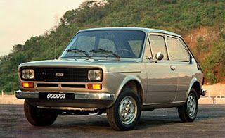 Meu Véio V8: Fiat 147