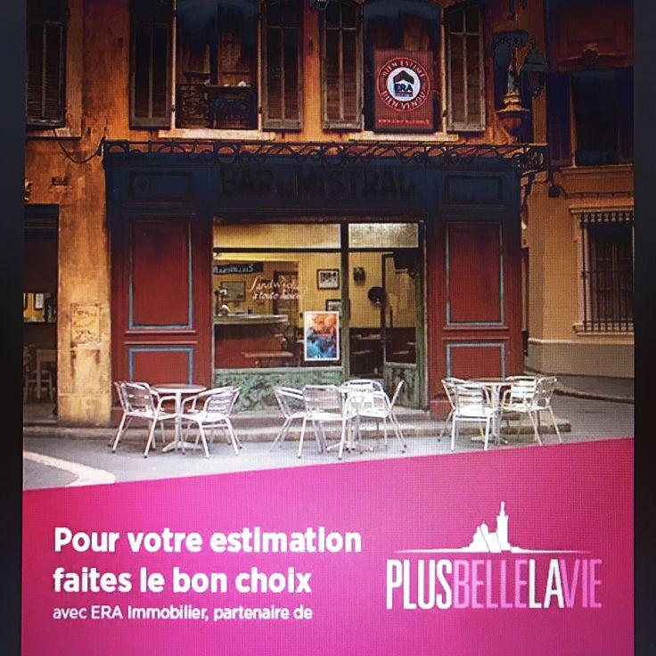 Pour votre estimation Immobilière faites le bon choix avec ERA IMMOBILIER partenaire de Plus Belle La Vie !!!
