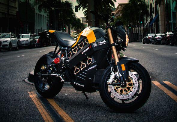 Polaris Acquires Brammo Motorcycles