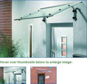 7 best Glass Door Canopy images on Pinterest | Canopies ...