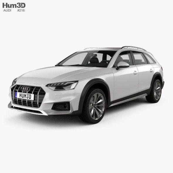 Audi A4 Allroad 2019 In 2020 Audi A4 Audi Buy Audi