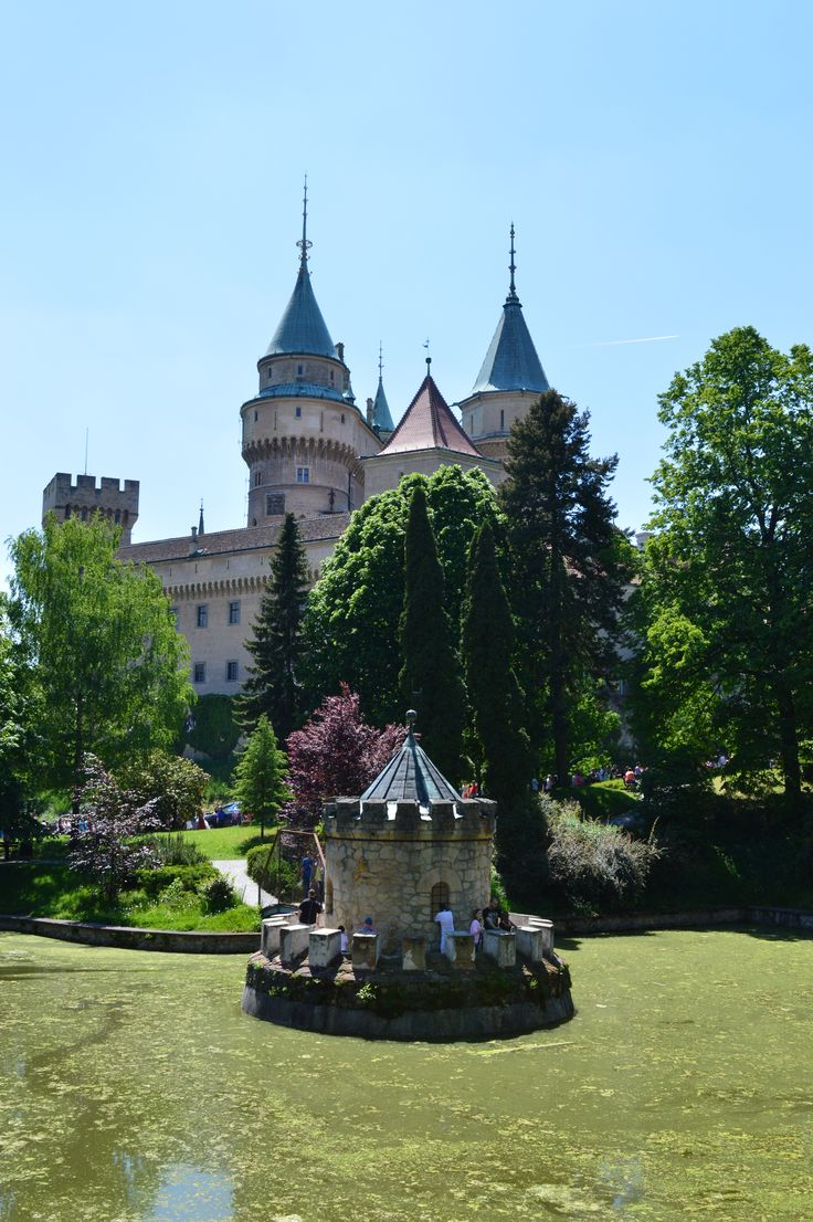 Bojnice Castle | cookslovak