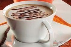 Receita de Café com aroma de canela