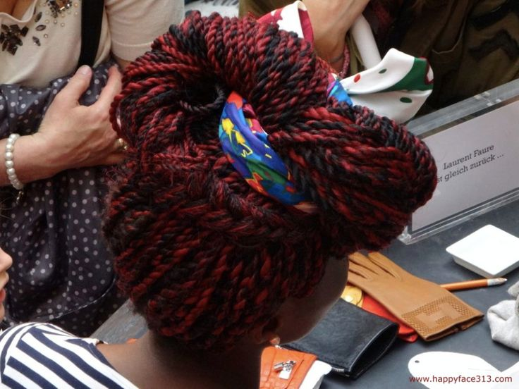http://happyface313.com/2015/10/24/weekly-photo-challenge-careful/ - carfully braided hairdo with Hermès Graff scarf