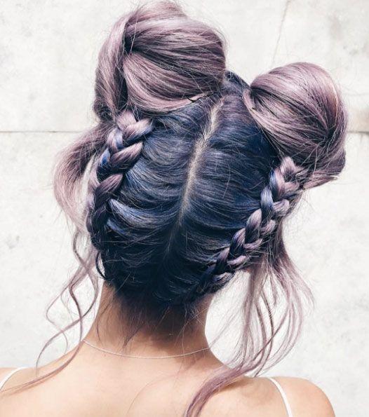40 superbes coiffures tressées pour les adolescentes