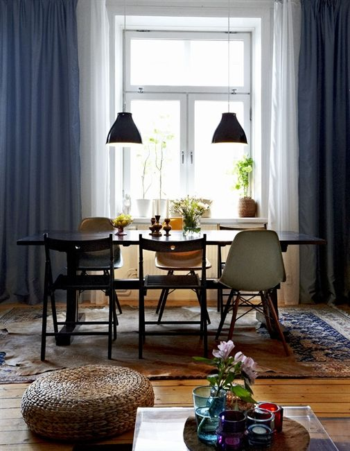 dining-area-mismatched-dining-chairs