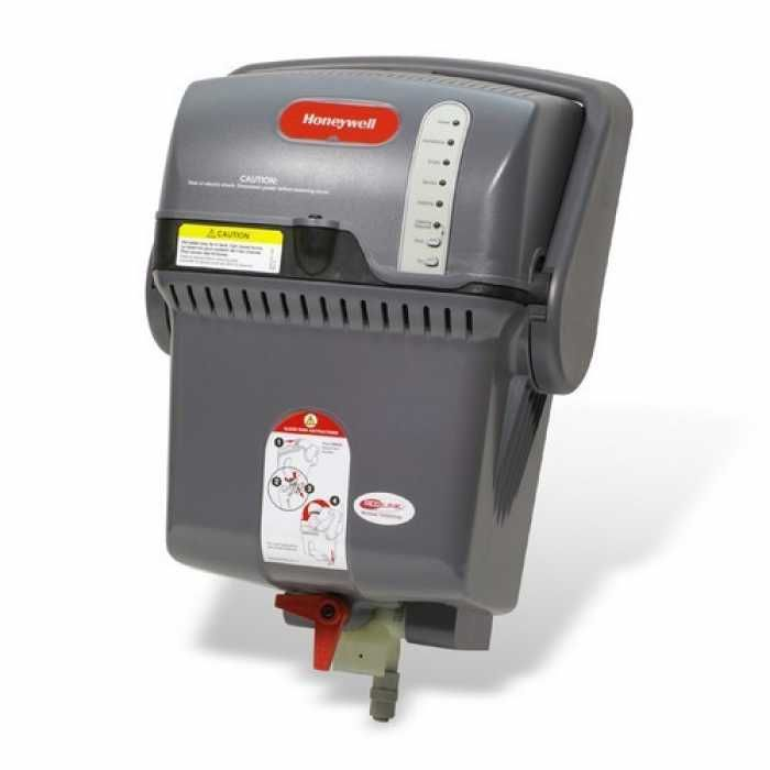 Honeywell HM512A2000 Steam Humidifier Kit, 12 gal. per day, 34 F to 104 F