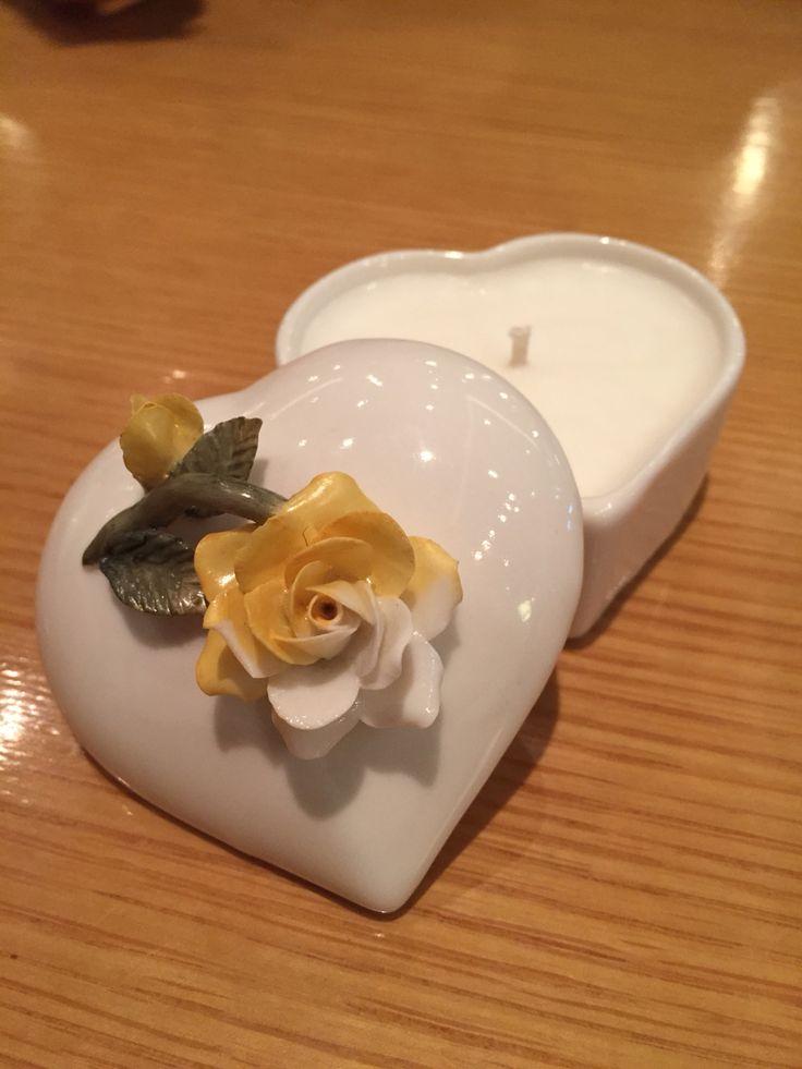Ceramic rose