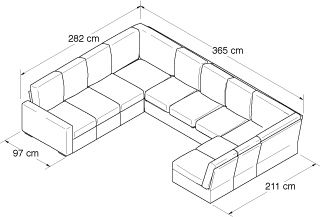 1000 ideas about u shaped sofa on pinterest l shape for Build your own couch cheap