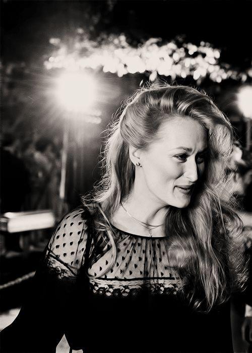 MASTER Meryl Streep #masterandmuse #ambervalletta #yoox