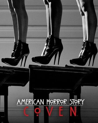 Bewitching costume... American Horror Story #fashion #Halloween #inspiration