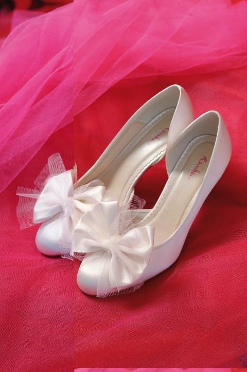 Forna ivoor #schoenclip #trouwschoenen  #bruidsschoenen