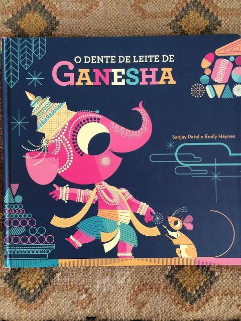 O mundo do Yoga e dos Deuses: livros para crianças