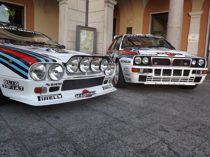 lancia martini: Martinis Racing, Racing Colors, Lancia Martinis, Launches Rally, Rally Cars