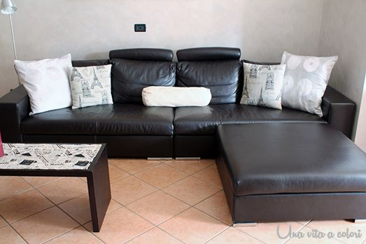 Come pulire il divano in pelle cleaning home pinterest - Pulire divano non sfoderabile ...