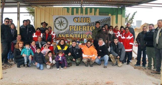 Desde el año 2006, el Club Deportivo Elemental Puerto Aventura 4X4 (CPA 4x4), celebra en otoño una KDD Solidaria.