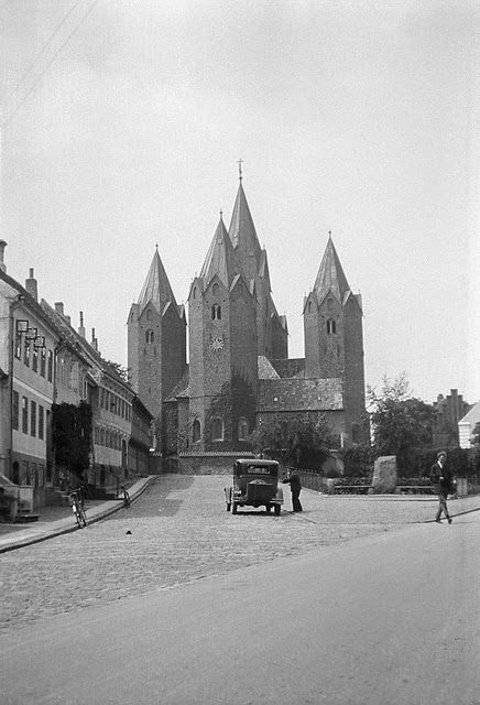 vintage everyday: Vintage Photos of Denmark in the 1930s