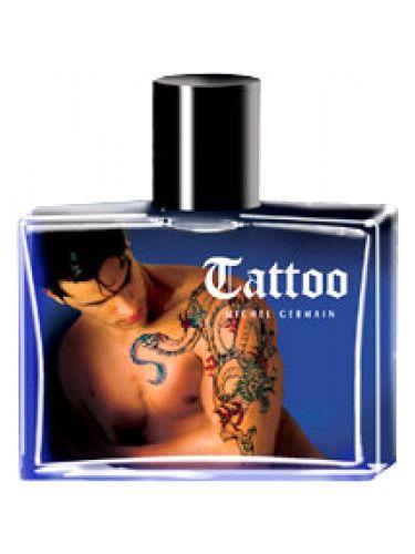Tattoo Michel Germain para Hombres