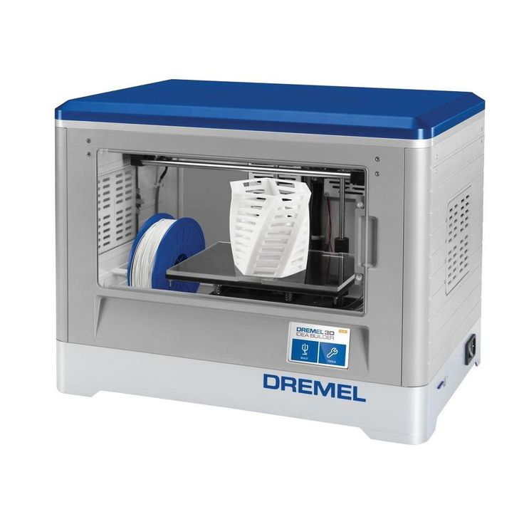 Dremel Idea Builder 3D Printer: Only $999! Wow and you can only print things that are 9x6