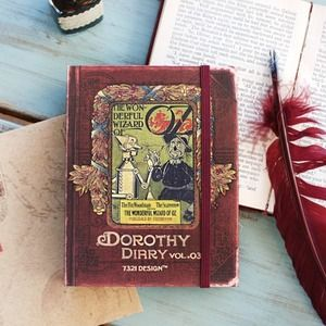 Learn more about the Antique Dorothy Diary Scheduler Vol. 3!
