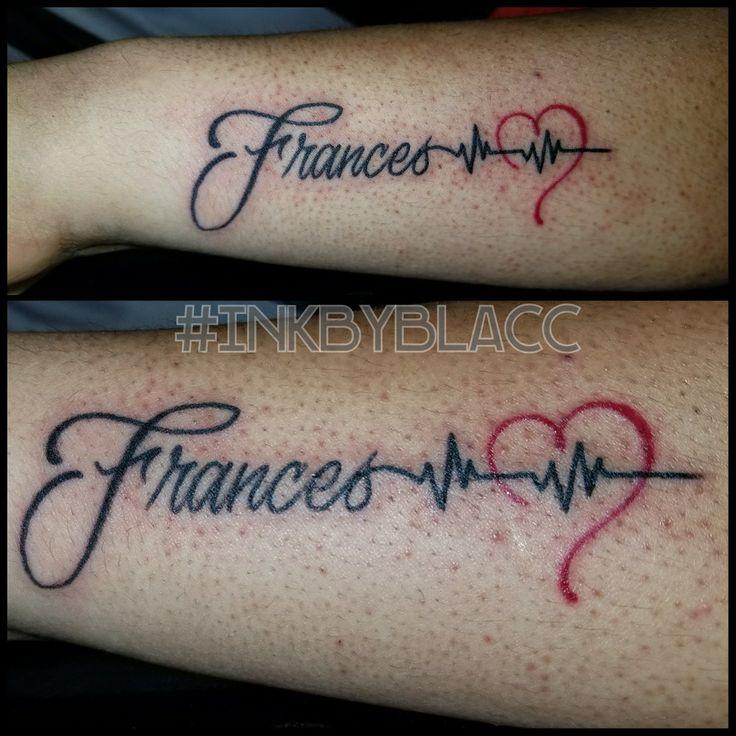 Best 25+ Heartbeat Tattoos Ideas On Pinterest
