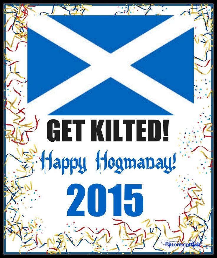 SCOTLAND! HOGMANAY WISHES