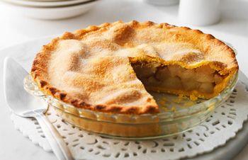 Рецепт постного пирога с яблоками - Постные блюда, вегетарианские рецепты, . 1001 ЕДА вкусные рецепты с фото!
