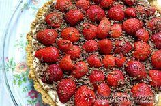 Τάρτα φράουλα #sintagespareas