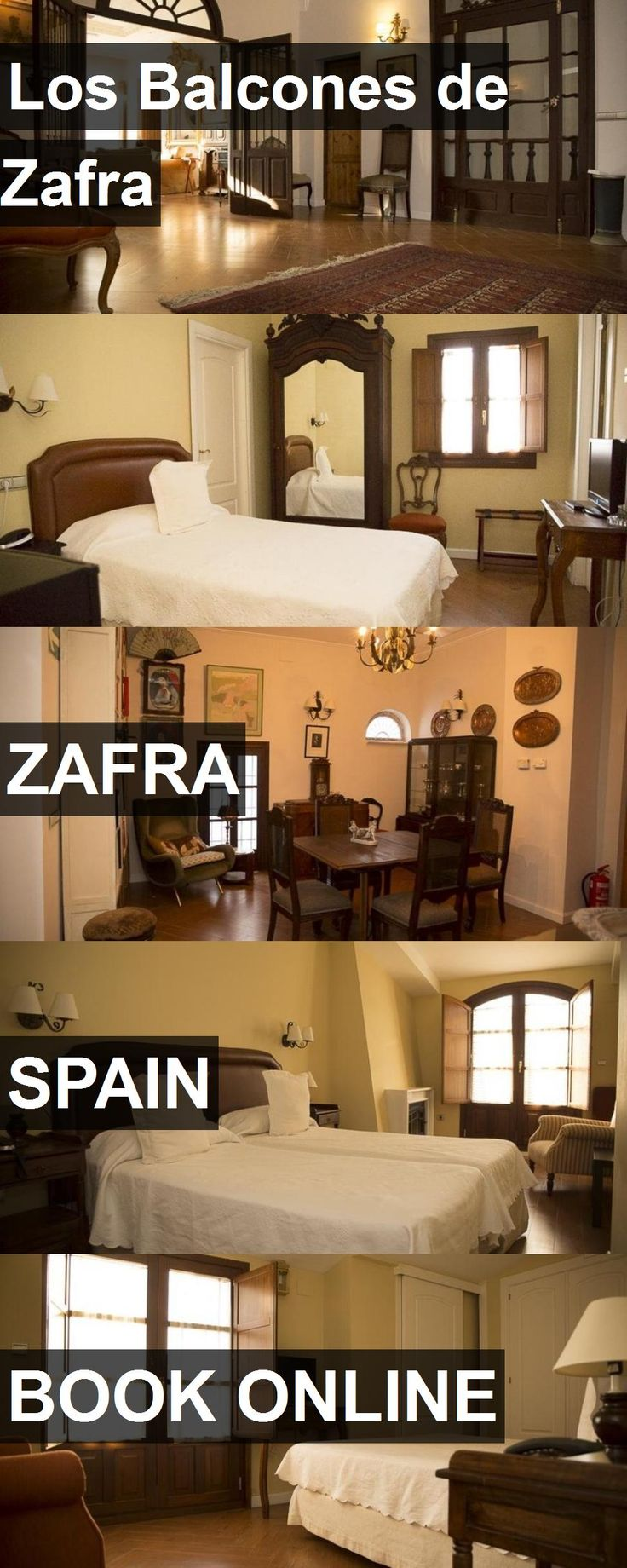 Hotel Los Balcones de Zafra in Zafra, Spain. For more information, photos, reviews and best prices please follow the link. #Spain #Zafra #travel #vacation #hotel