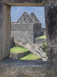 Peru's Machu Picchu - Incan engineering marvel