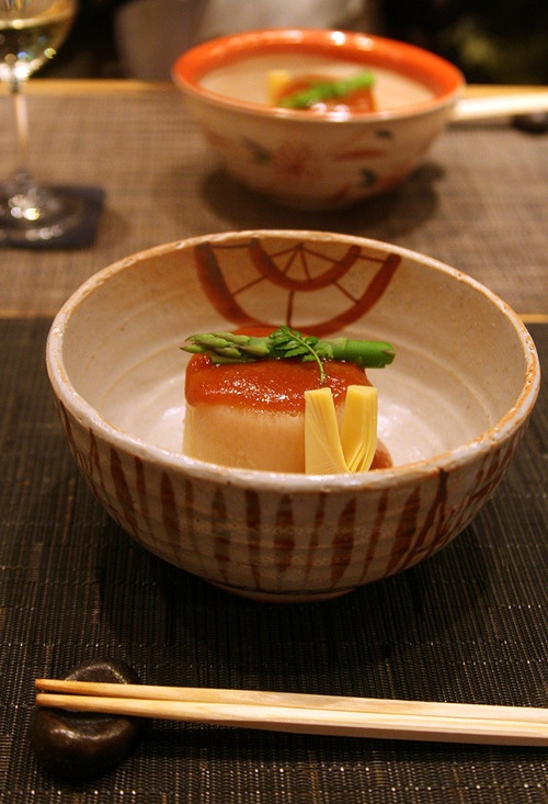 japanese food so simple, lovely, and artistic, beautiful food
