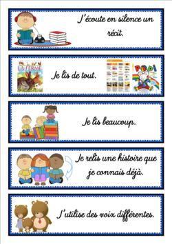 Affichettes pour la lecture guidée - Lire avec fluidité