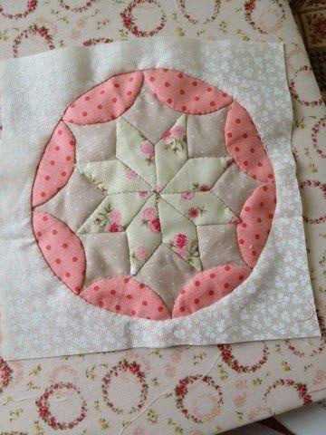 Stonefields quilt van Susan Smith gemaakt door Karen van  http://bedbreakfastenquilts.blogspot.nl/