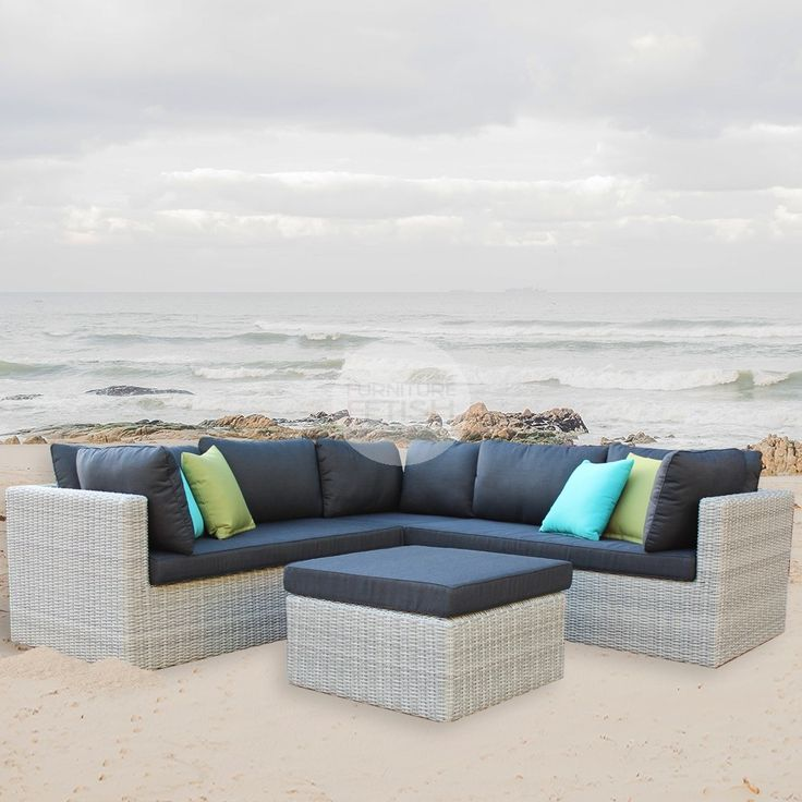 Furniture Fetish continues to expand its range of Designer Outdoor Furniture and we are excited to introduce the new, gorgeous, Small Corner Lounge to our Atlantis range.