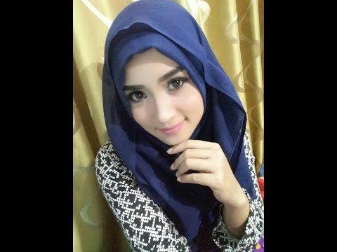 #63 Hijab Tutorial - Natasha Farani (2 Cara Memakai Jilbab Paris SegiEmpat) - YouTube