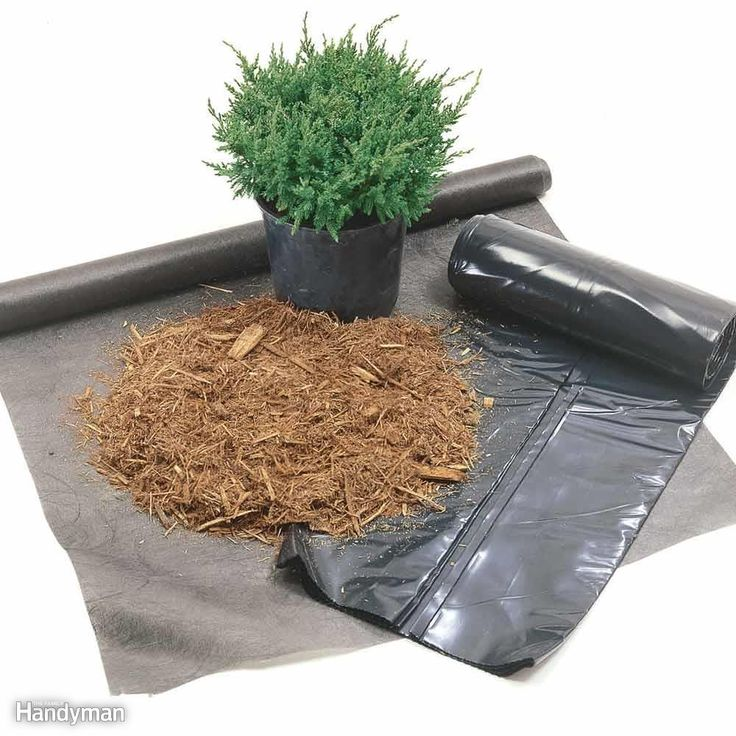Commercial Landscape Fabric: Outdoor Potted Plants, Lawn Soil And Outdoor Pots