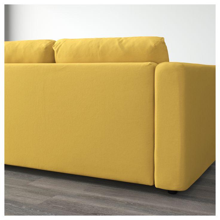 The 25 best Ikea vimle sofa ideas on Pinterest