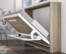 001 cama abatible con mesa                              …