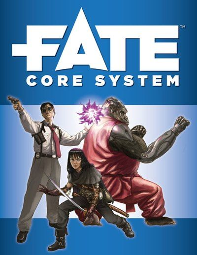 Fate Core is a universal tabletop RPG that serves as a toolkit for building game worlds and heroic characters.