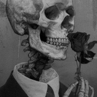 Skeleton | Art | Pinterest | Skeletons, Inspiring art and ...