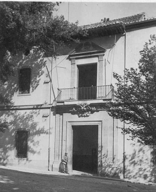 Antiguo Hospital Militar (1865-1994)